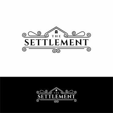 The Settlement A Logo, Monogram, or Icon  Draft # 12 by SeranggaOtak