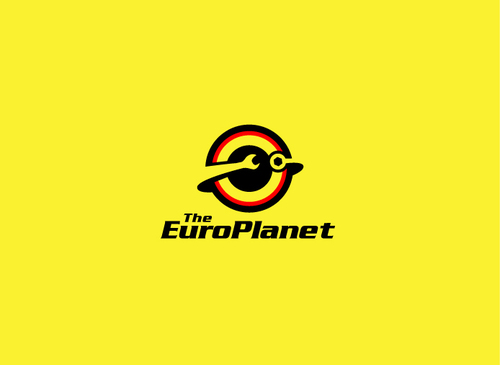 The Euro Planet A Logo, Monogram, or Icon  Draft # 112 by logobuilders