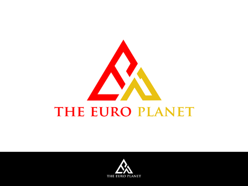 The Euro Planet A Logo, Monogram, or Icon  Draft # 122 by BestDesign20