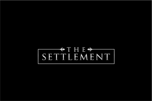 The Settlement Logo Winning Design by decentdesign