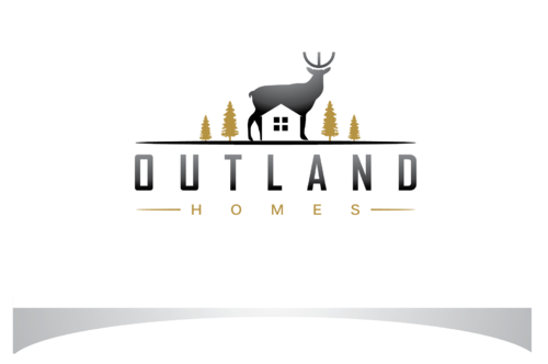 OutLand homes  A Logo, Monogram, or Icon  Draft # 73 by bloomingbud