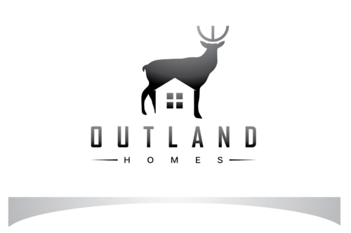 OutLand homes  A Logo, Monogram, or Icon  Draft # 74 by bloomingbud
