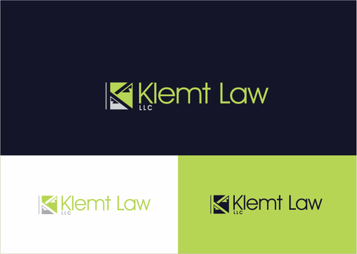 Klemt Law, LLC A Logo, Monogram, or Icon  Draft # 149 by odc69