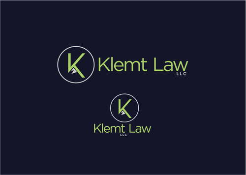 Klemt Law, LLC A Logo, Monogram, or Icon  Draft # 150 by odc69