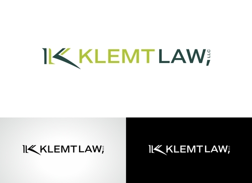Klemt Law, LLC A Logo, Monogram, or Icon  Draft # 161 by Adwebicon