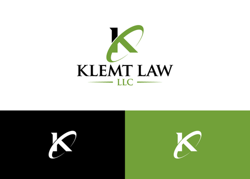 Klemt Law, LLC A Logo, Monogram, or Icon  Draft # 187 by sallu