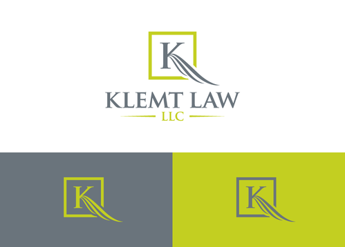 Klemt Law, LLC A Logo, Monogram, or Icon  Draft # 188 by sallu