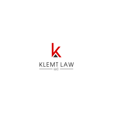 Klemt Law, LLC A Logo, Monogram, or Icon  Draft # 209 by ditaSF