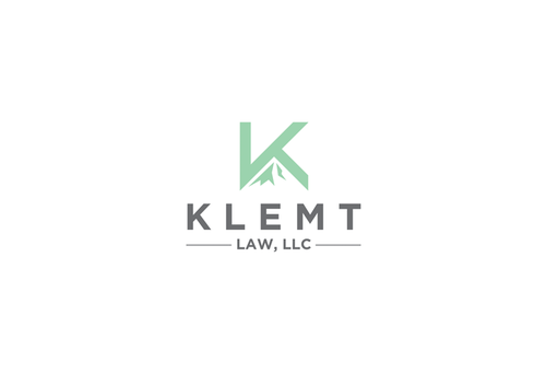Klemt Law, LLC A Logo, Monogram, or Icon  Draft # 210 by nafisa