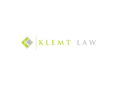 Klemt Law, LLC Logo Winning Design by kinsey