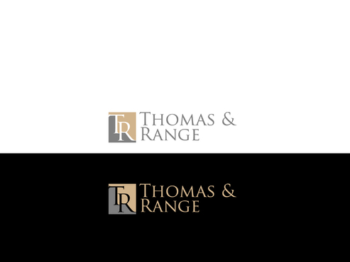 Thomas & Range A Logo, Monogram, or Icon  Draft # 37 by BloomingLogo