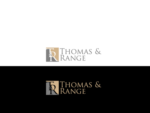 Thomas & Range A Logo, Monogram, or Icon  Draft # 39 by BloomingLogo