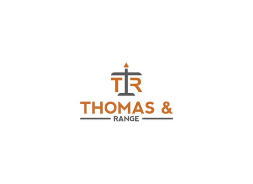 Thomas & Range A Logo, Monogram, or Icon  Draft # 42 by arsalanwaheed