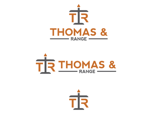 Thomas & Range A Logo, Monogram, or Icon  Draft # 43 by arsalanwaheed