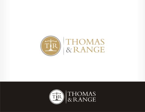 Thomas & Range A Logo, Monogram, or Icon  Draft # 45 by javavu