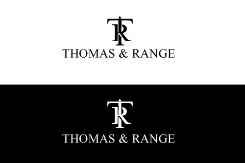 Thomas & Range A Logo, Monogram, or Icon  Draft # 52 by TheTanveer