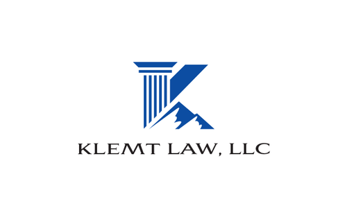 Klemt Law, LLC A Logo, Monogram, or Icon  Draft # 218 by rawade