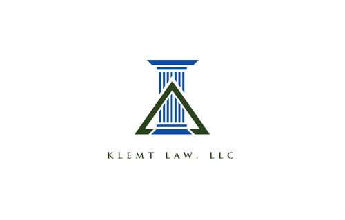 Klemt Law, LLC A Logo, Monogram, or Icon  Draft # 220 by rawade