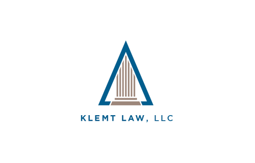 Klemt Law, LLC A Logo, Monogram, or Icon  Draft # 221 by rawade