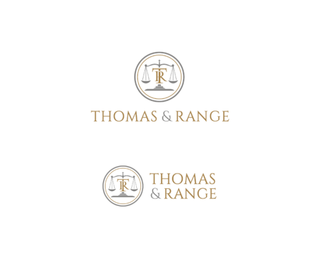 Thomas & Range A Logo, Monogram, or Icon  Draft # 99 by javavu