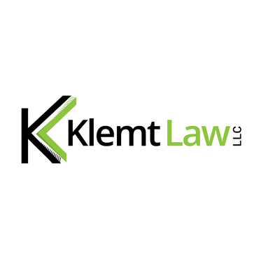 Klemt Law, LLC A Logo, Monogram, or Icon  Draft # 230 by logodesignservices