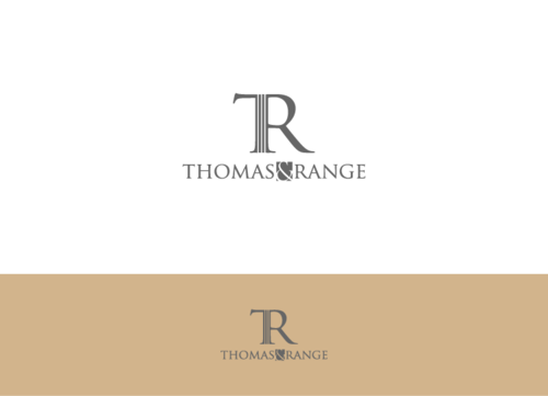 Thomas & Range A Logo, Monogram, or Icon  Draft # 121 by FauzanZainal
