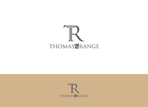 Thomas & Range A Logo, Monogram, or Icon  Draft # 122 by FauzanZainal