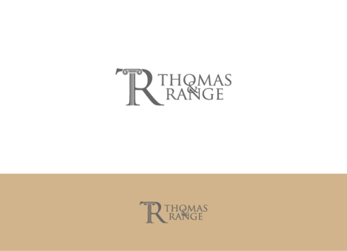 Thomas & Range A Logo, Monogram, or Icon  Draft # 123 by FauzanZainal
