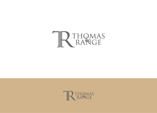 Thomas & Range A Logo, Monogram, or Icon  Draft # 124 by FauzanZainal