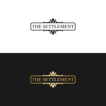 The Settlement A Logo, Monogram, or Icon  Draft # 309 by arthaseek