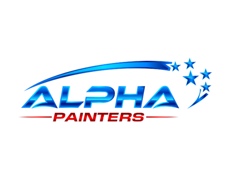 Alpha Painters A Logo, Monogram, or Icon  Draft # 88 by B4BEST