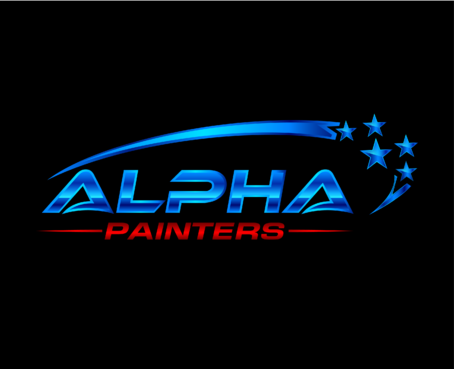 Alpha Painters A Logo, Monogram, or Icon  Draft # 90 by B4BEST