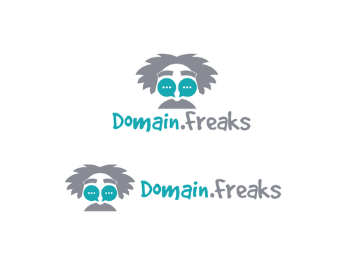 Domain Freaks A Logo, Monogram, or Icon  Draft # 51 by odc69