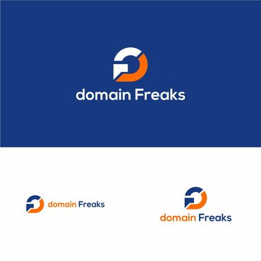 Domain Freaks A Logo, Monogram, or Icon  Draft # 52 by rejekiART