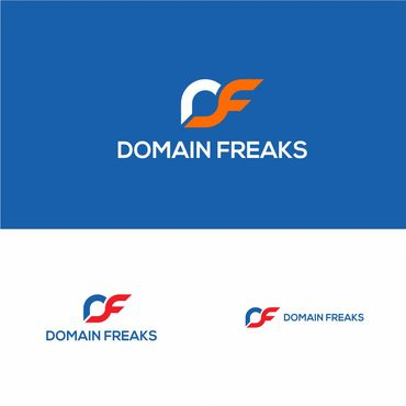 Domain Freaks A Logo, Monogram, or Icon  Draft # 53 by rejekiART