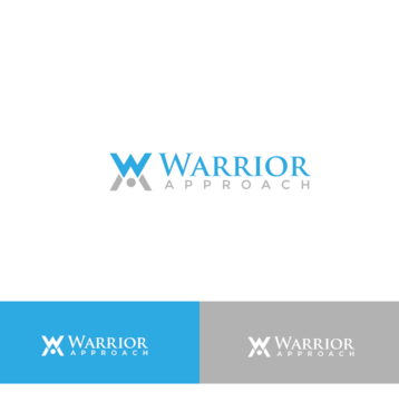 Warrior Approach A Logo, Monogram, or Icon  Draft # 7 by ExBatallion