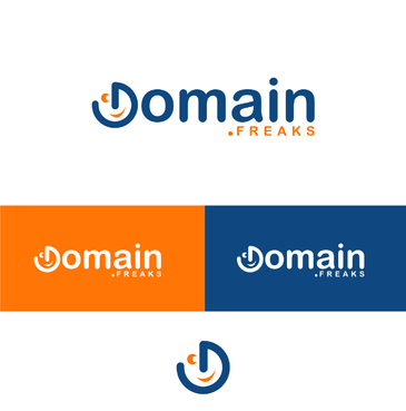 Domain Freaks A Logo, Monogram, or Icon  Draft # 66 by Goldeni