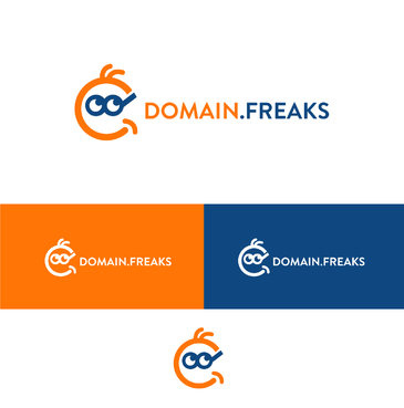 Domain Freaks A Logo, Monogram, or Icon  Draft # 67 by Goldeni