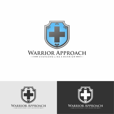 Warrior Approach A Logo, Monogram, or Icon  Draft # 12 by SeranggaOtak
