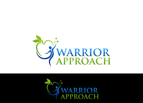 Warrior Approach A Logo, Monogram, or Icon  Draft # 16 by hawkart