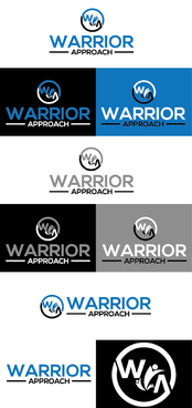 Warrior Approach A Logo, Monogram, or Icon  Draft # 19 by arsalanwaheed