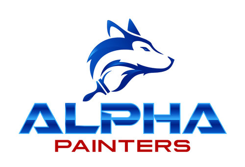Alpha Painters A Logo, Monogram, or Icon  Draft # 169 by kreativeGURU
