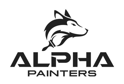Alpha Painters A Logo, Monogram, or Icon  Draft # 170 by kreativeGURU