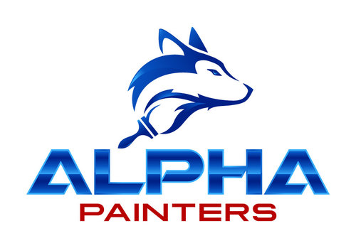 Alpha Painters A Logo, Monogram, or Icon  Draft # 171 by kreativeGURU