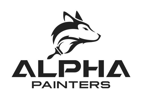 Alpha Painters A Logo, Monogram, or Icon  Draft # 172 by kreativeGURU