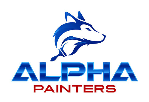 Alpha Painters A Logo, Monogram, or Icon  Draft # 173 by kreativeGURU
