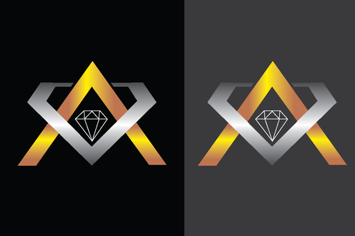 AM Gems A Logo, Monogram, or Icon  Draft # 114 by TheTanveer