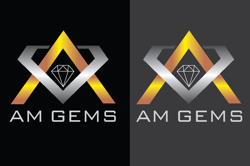 AM Gems A Logo, Monogram, or Icon  Draft # 115 by TheTanveer