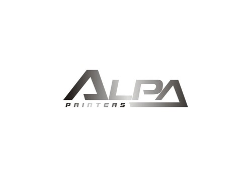 Alpha Painters A Logo, Monogram, or Icon  Draft # 178 by mnkaw