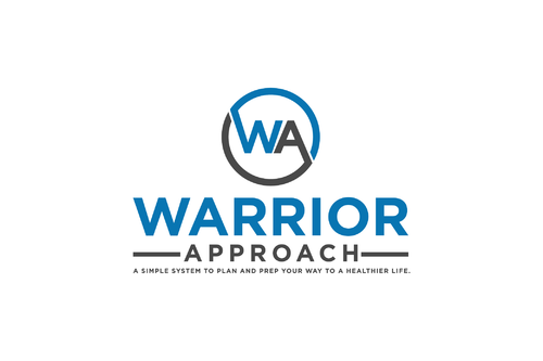 Warrior Approach A Logo, Monogram, or Icon  Draft # 30 by JohnAlber
